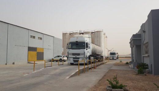 Mauritanie - Camion