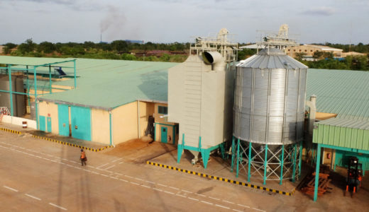 OLVEA Burkina Faso - Production unit of Shea butter and Sesame oil (Bobo Dioulasso, Burkina Faso)